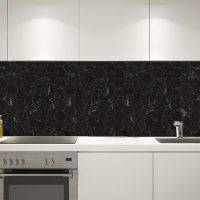 Mosaik Hexagon Carrara Black 30,8X32,8