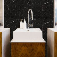 Mosaik Hexagon Nero Marquina 30,8X32,8