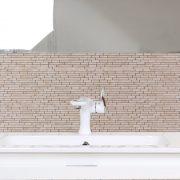 Stavmosaik Carrara Beige 30X40