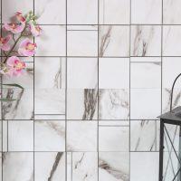 Mosaik Statuario Plus 30X30
