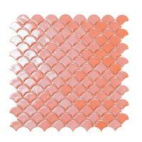 Glasmosaik BR Orange 32,4X31,7