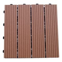 Balkongplatta Evertile Brun 29,5X29,5