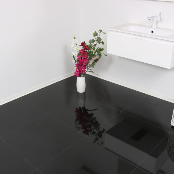 klinker super black blank 60x60