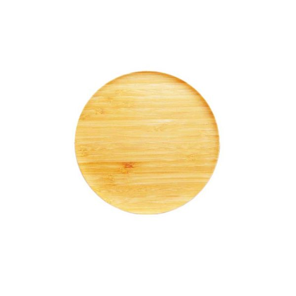 Bambu tallrik