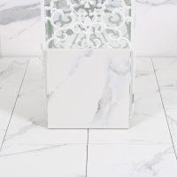 Klinker Snow Marble 20X20