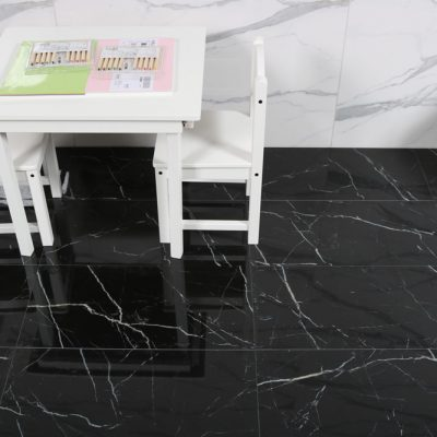 Klinker Nero Marquina 30X60