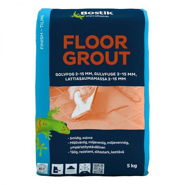 bostik floor grout 5kg