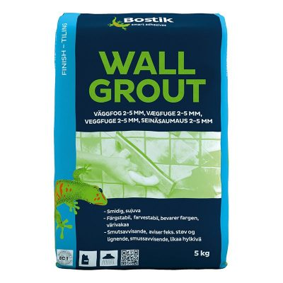bostik wall grout 5kg