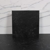 Klinker Carrara Black Matt 60X60