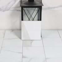 Klinker Statuario White Mini 15X15