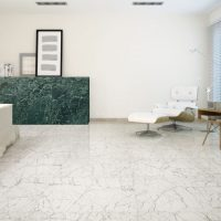 Klinker White Carrara 60X60