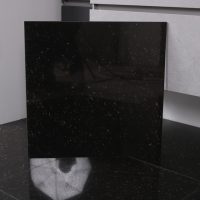 Klinker Crystal Black 60X60