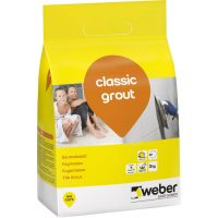Weber Classic Grout Leather 38 3 kg