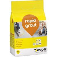 Weber Rapid Grout Mahogany 40 3 kg