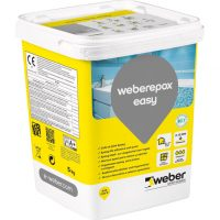 Weberepox Easy Chocolate 5 kg
